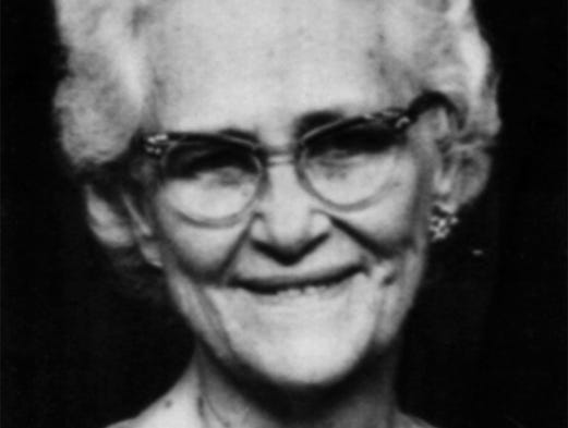 May 15, 1985: The body of Ruth Pelke, a 78-year-old Bible teacher, is discovered in her Gary home by a stepson. Pelke had been stabbed 33 times, and her home had been ransacked.