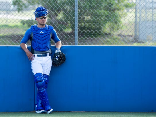 Pitchers and catchers began officially reporting on
