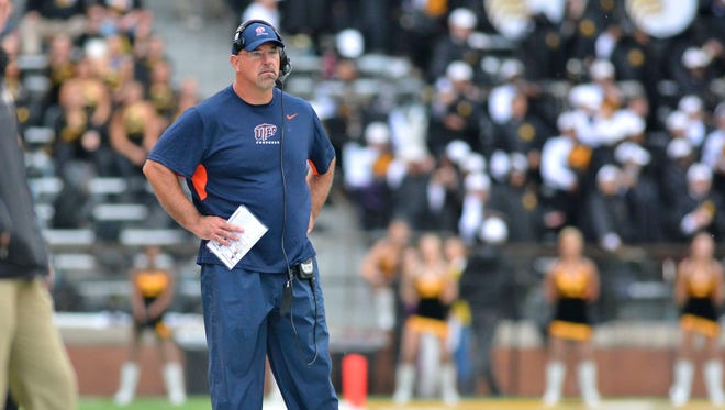UTEP coach Sean Kulger thinks Louisiana Tech is the most complete team in Conference USA.