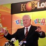 Iowa Lottery President Terry Rich
