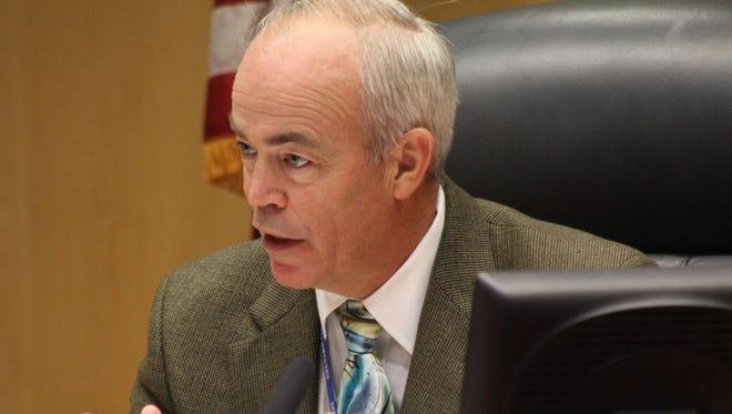 Judge John C. Murphy.