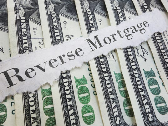 Reverse mortgage can eat away at your home equity photo getty