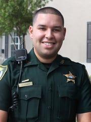 Indian River County Sheriff's Deputy Jonathan Lozada
