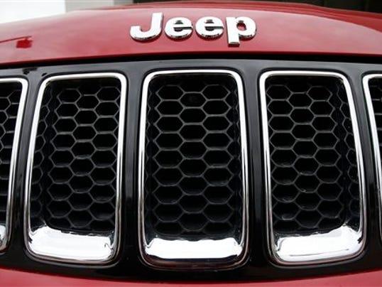 Fiat Chrysler Recalls