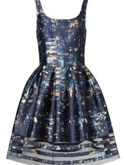 This Sachin & Babi Cityscape Dress retails for $495, and the Rent the Runway sample sale price is $50