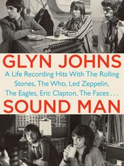 Cover of the book 'Sound Man' by Glyn Johns.