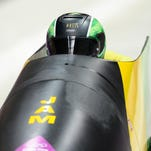 Photos: Two-man bobsled competition