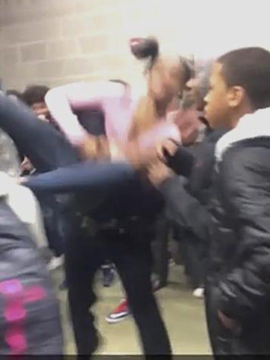 Student Slammed