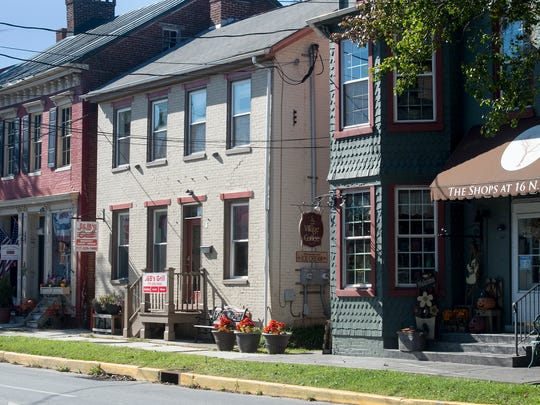 J&B Grill in Shrewsbury is nestled between shops at 14 N. Main St. in Shrewsbury.
