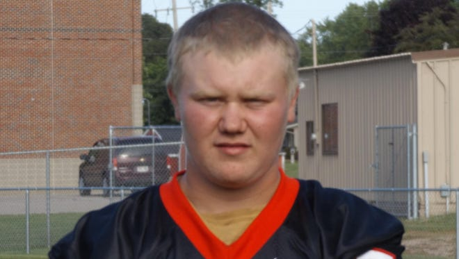 Wyatt Schaal would have been a senior lineman on the Gillett football team this season. Schaal, 17, died in a car crash in June. The Tigers are dedicating their season to him.