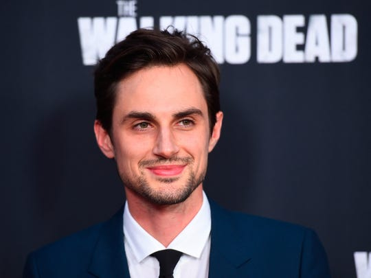 Andrew J. West will greet fans at Wizard World Comic Con.