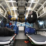 PVH introduces 'Swiss army knife' of EMS vehicles