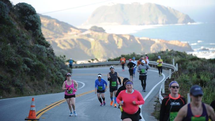 Big Sur Marathon attracts thousands