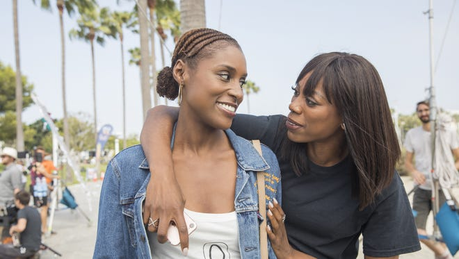 The 'Insecure' season finale focused on a month-long journey for each of the main characters.