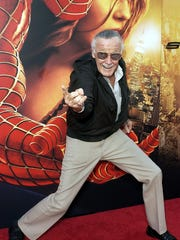 Marvel comics icon Stan Lee will be among the guests