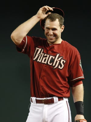Was Paul Goldschmidt the MVP of the National League in the first half of the season?
