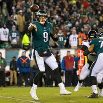 Eagles' Foles very familiar with Vikings' QB in NFC title game