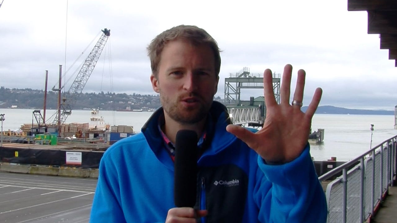 Join Reporter Josh Farley for an inside look at how Colman Dock in Seattle will change as it undergoes a $350 million reconstruction.