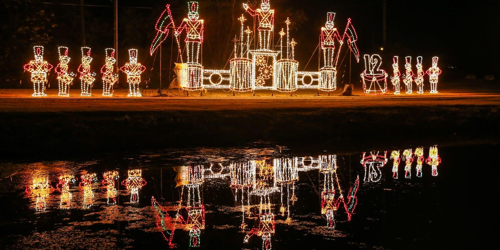 San Angelo tree lighting kicks off Concho Christmas Celebration