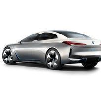 Carmakers look to future at LA Auto Show
