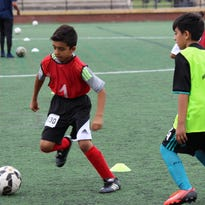 Detroit City FC, PAL kick off select youth soccer program