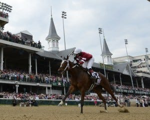 Google Maps gives virtual tour of Churchill Downs