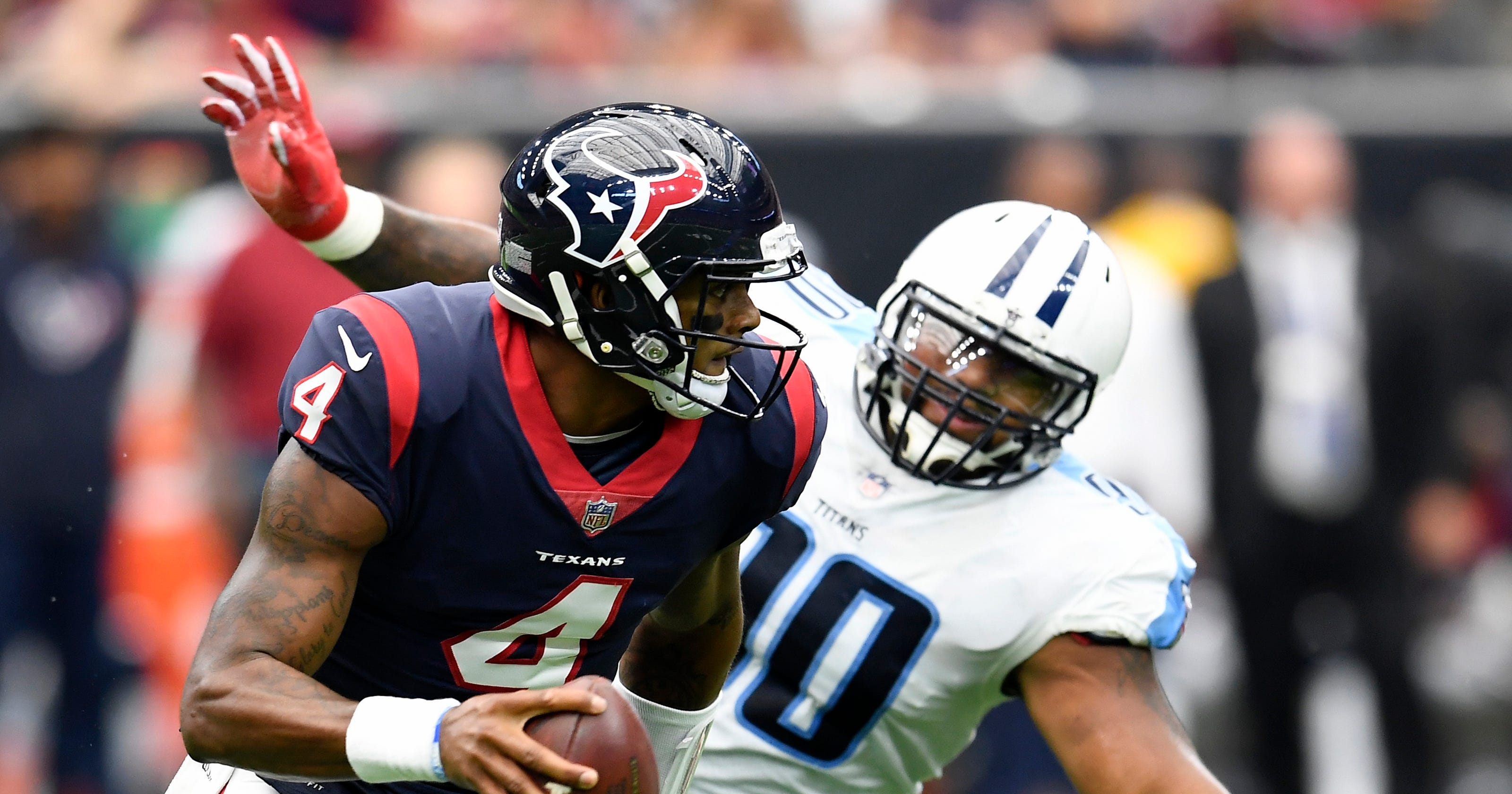 647a6a064 Titans  Texans rookie Deshaun Watson might just take over the AFC South