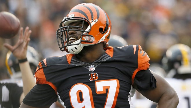 Cincinnati Bengals defensive tackle Geno Atkins has been a dominant force in the NFL and is changing how offenses can attack.