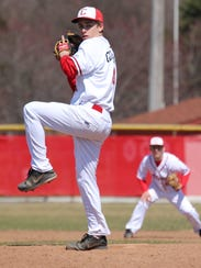Closing out Canton's 10-6 win in Saturday's opener