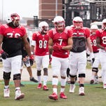 Observations: Live from U of L spring practice