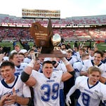 St. Mary's Springs football is golden again, topping Iola-Scandinavia for WIAA D6 state championship