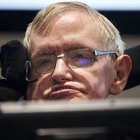 British scientist Stephen Hawking.