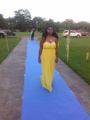 Jayla Franklin of DIVAS.
