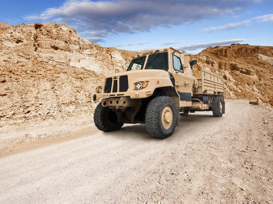 Oshkosh Corp. has won a $476 million contract to build a new medium tactical vehicle for the U.S. Army.