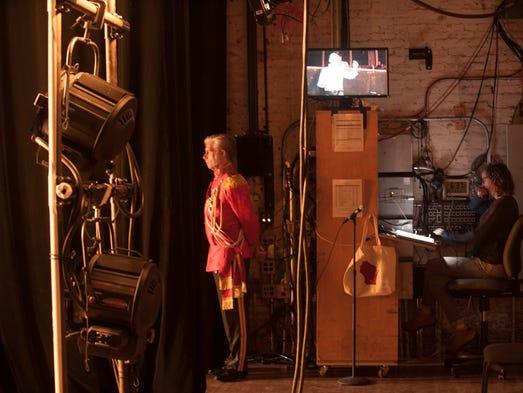 Behind–the–scenes with Opera Philadelphia premiering