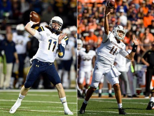 NCAA Football: GoDaddy Bowl-Toledo vs Arkansas State