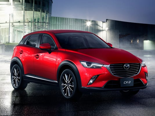 Quality & Style in a Compact Package: 2016 Mazda CX-3 ...