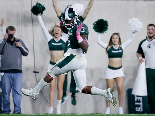 LJ Scott vs. Indiana (Couch column)