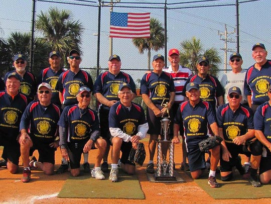 American Legion Post 404, Gulf Coast division tournament