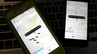 Ridesharing service Uber will is aiming at a Jackson launch.