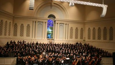 The University of Southern Mississippi's Symphony Orchestra presents an exciting and rare program featuring the venerable symphony orchestra and the combined forces of Southern Miss and guest choirs in two world premieres. The program, entitled The Prodigal for one of the premieres, takes place at 7:30 p.m. Feb. 12 at Main Street Baptist Church.