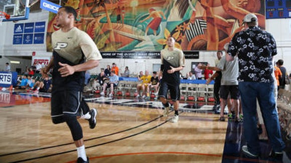 The win over BYU in Maui looms as a big one for Purdue men's basketball.