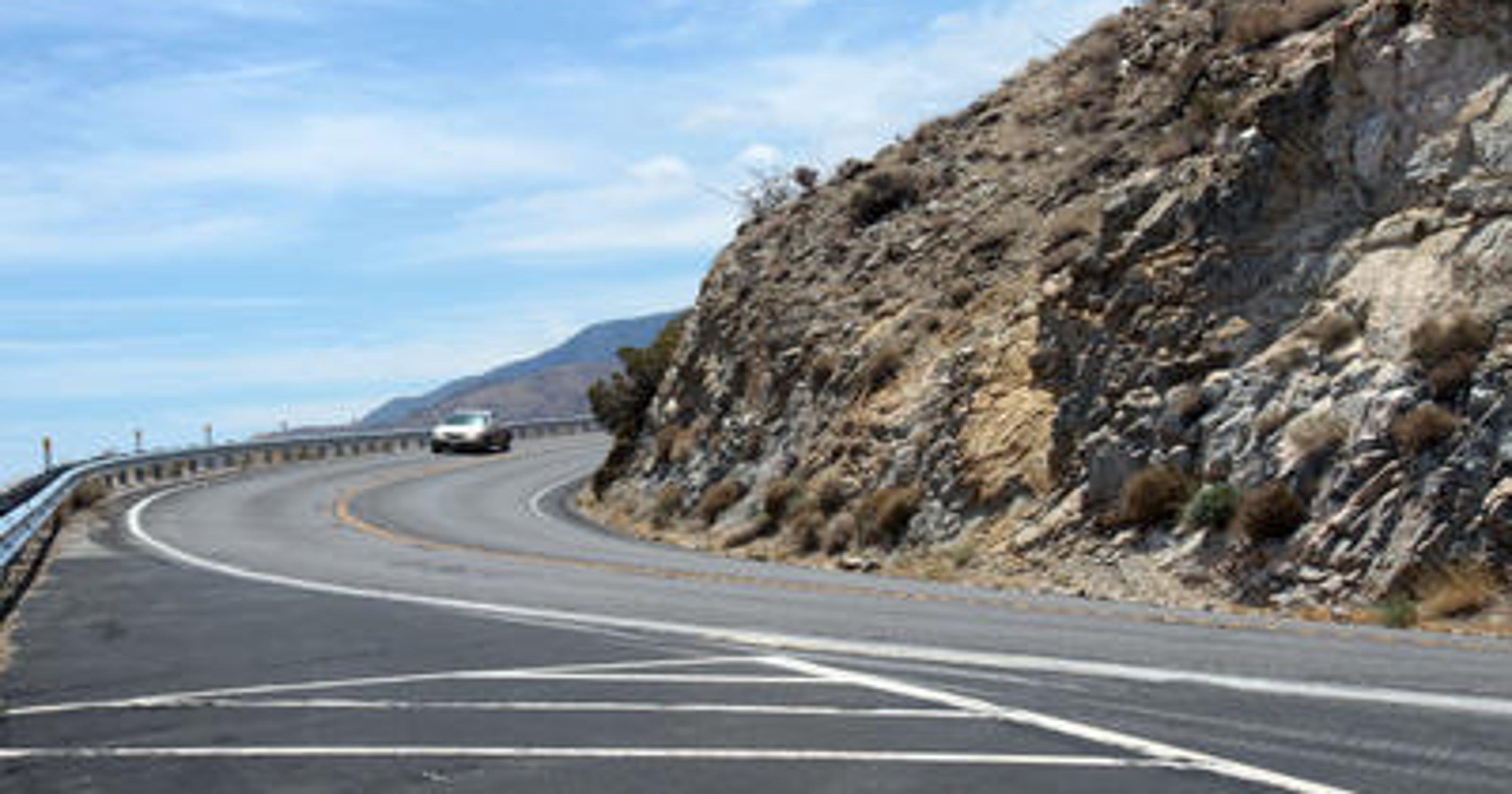 Effort could improve safety on Highways 74, 243