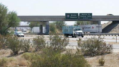 Work begins this week on the Interstate 10 interchange at Jefferson Street.