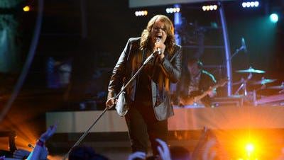 """Caleb Johnson winner of the thirteenth season of """"American Idol"""" and Asheville native released his first official music video today."""