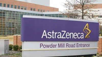 AstraZeneca's U.S. headquarters in Wilmington