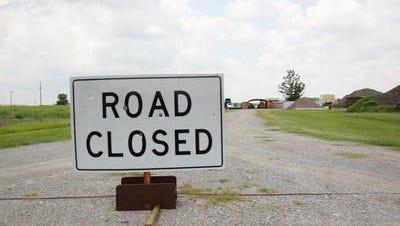 Albertson Parkway lane closures Thursday, Friday.