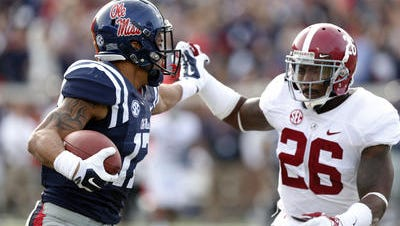 Ole Miss' Evan Engram led all SEC tight ends in yards last year.