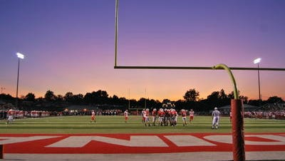 Colerain will host Hamilton in a Fox Sports Ohio game Thursday, Oct. 22.
