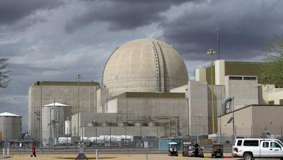 """The EPA's big, new """"Clean Power Plan"""" gives AZ precious little credit for its CO2-free nuke plant"""